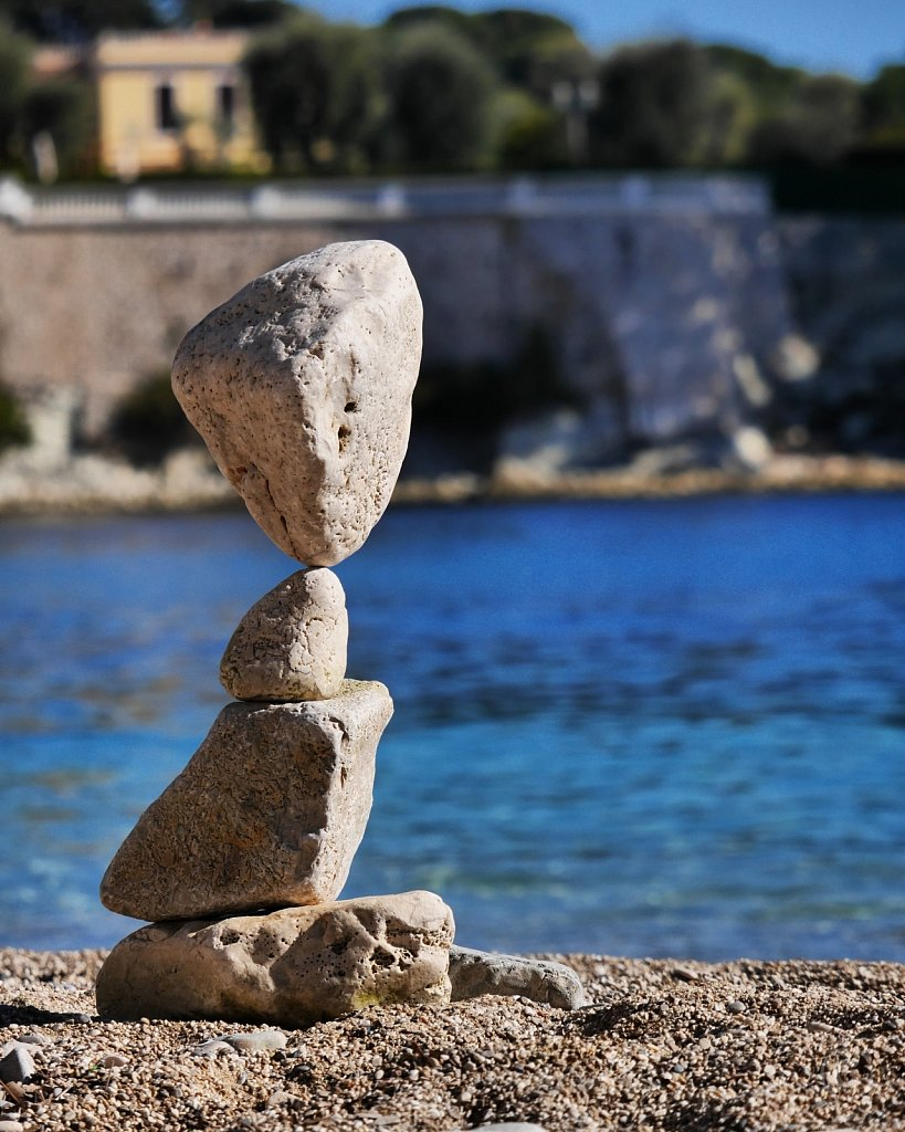 Point d'Equilibre!